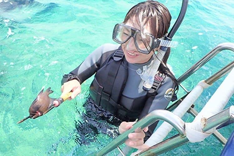 海人倶楽部の漁体験【とったどーコース】